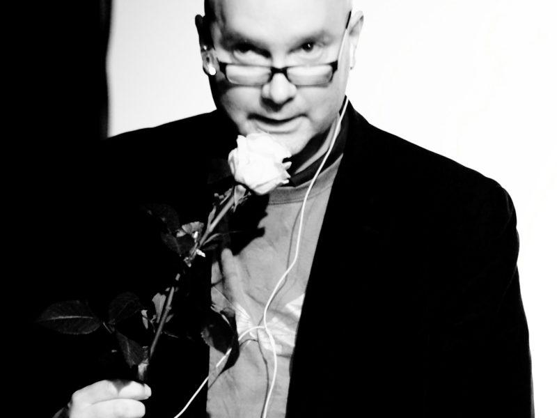 I Am Standing Through A Rose